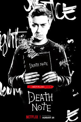 death note 2017 movie poster
