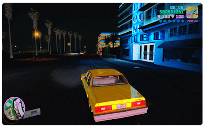 GTA Vice City graphics mod for low end PC