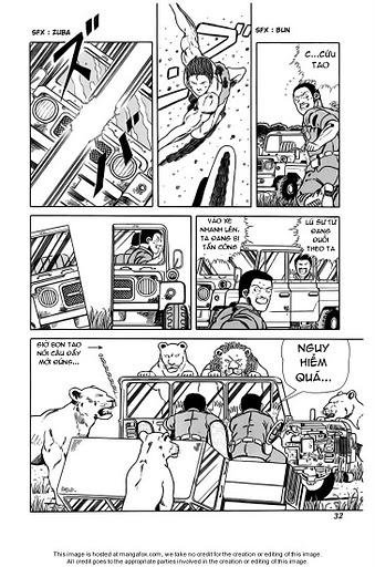 Chúa rừng Ta-chan chapter 20 trang 5