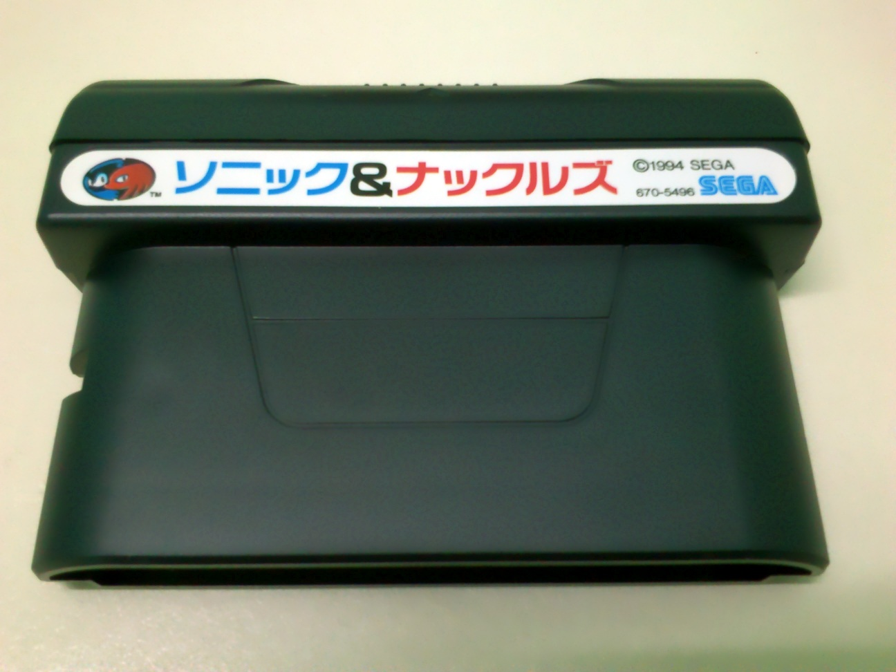 Sonic & Knuckles (Japan Version) - Sonic Collectibles ...