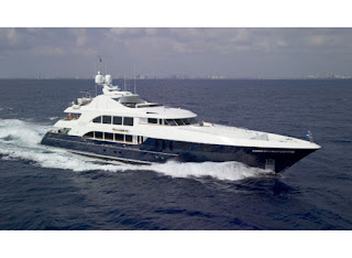 Motor yacht delivery south of France - Mallorca