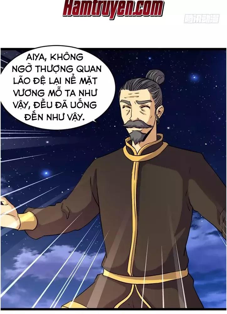 Phong Quỷ Truyền Thuyết chap 169 - Trang 9