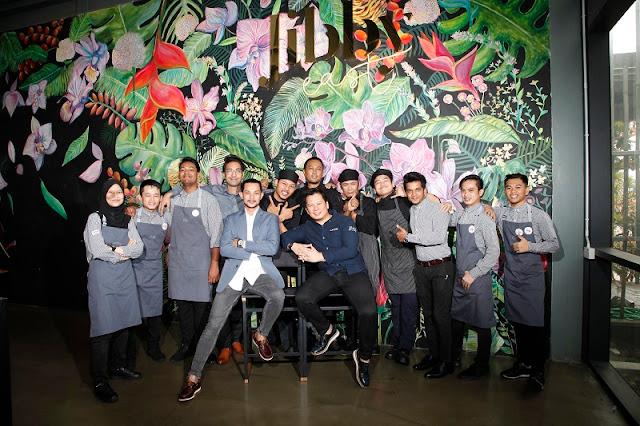 MIGF 2018 - Jibby East Chef Team -KL East Gallery, KL East, Kuala Lumpur