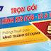 Khuyến mãi Combo : Internet Wifi + Truyền hình cáp SCTV tại Hà Nội
