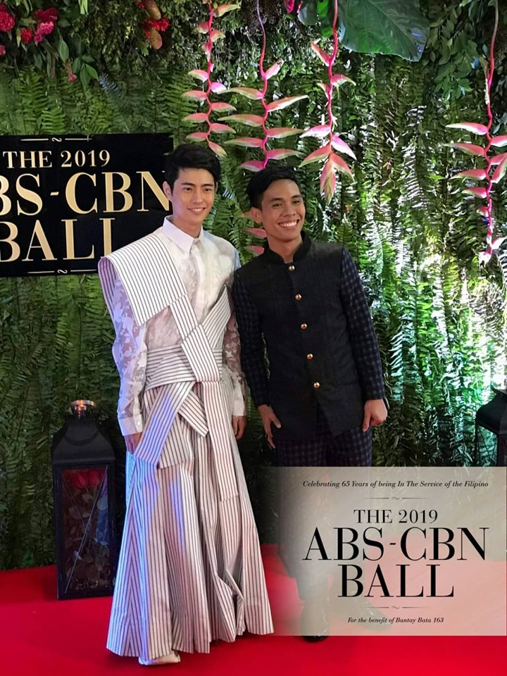 Fumiyam ABS-CBN Ball 2019