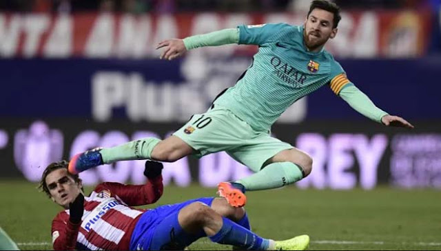 """PSG chơi chiêu đổi """"bom tấn"""" Neymar - Griezmann, MU chưng hửng"""