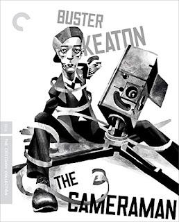 The Cameraman - Cover