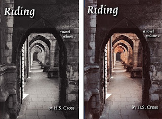 Riding, Volumes 1 & 2 by H. S. Cross ; New York : Fox Books, 2008