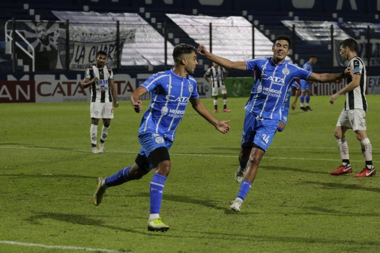 Godoy Cruz aprovechó su oportunidad para superar a Central Córdoba