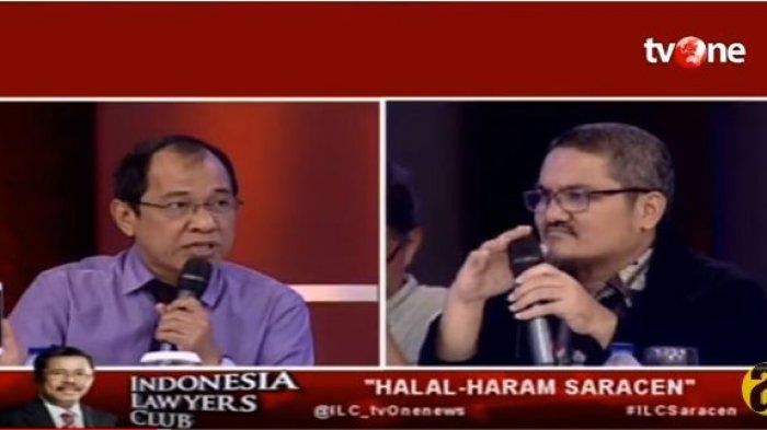 Jonru: Tak Berani Laporkan Victor Laiskodat, Akbar Faizal Pakai Rok Mini Saja