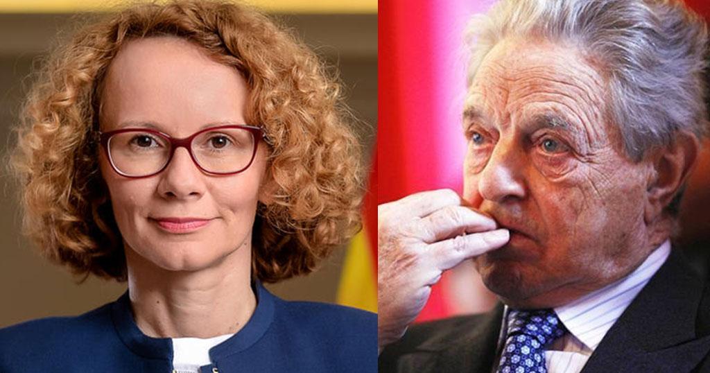 «Υπάλληλος» του Σόρος η Ραντμίλα Σεκερίνσκα που θέλει να «κοπεί» το «Μακεδονία ξακουστή»