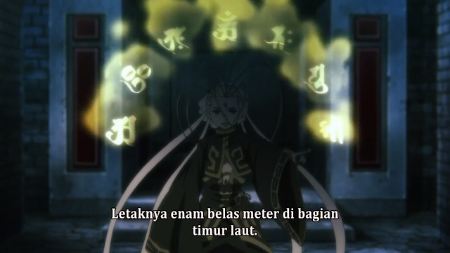 Saiyuuki Reload Blast Episode 09 Subtitle Indonesia