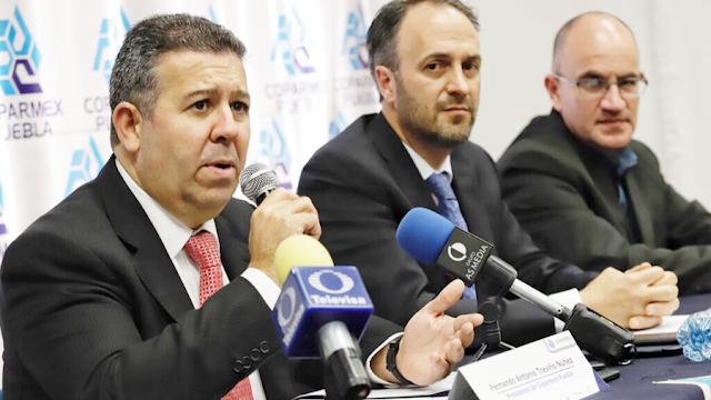 Aplaude Coparmex Puebla que el gobierno federal autorice venta de vacunas contra el Covid-19 a empresas