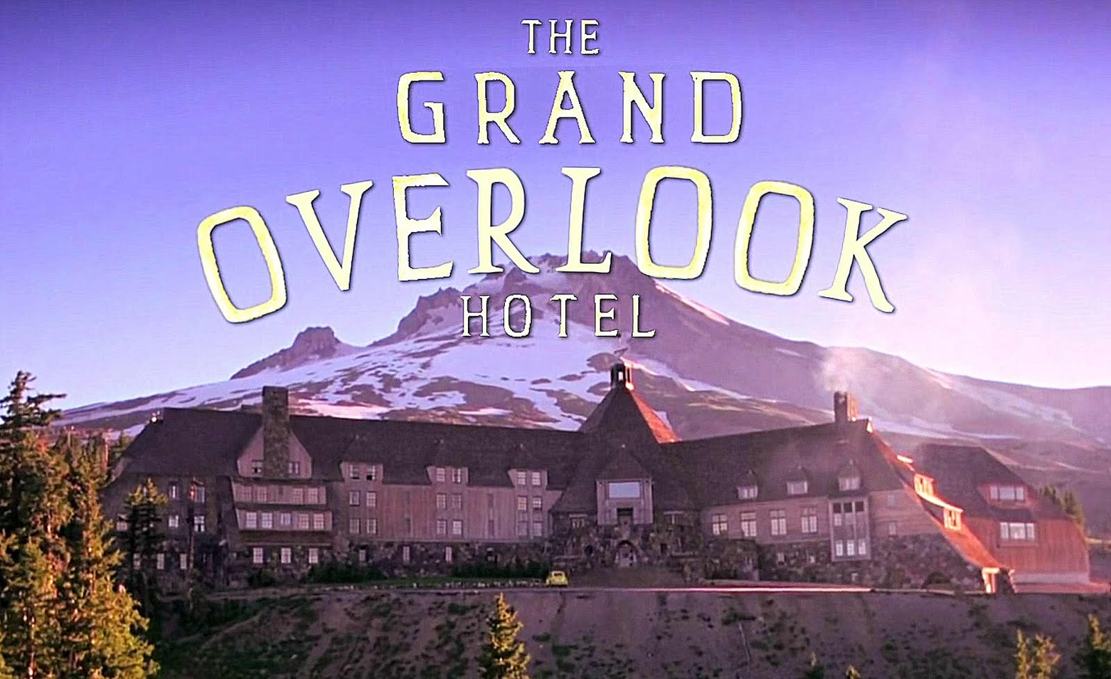 Watch The Shining At The Real Overlook Hotel Ihearthollywood