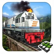 Indonesia Train Simulator Apk