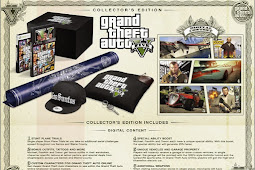 GRAND THEFT AUTO V PS3 COLLECTOR'S EDITION DLC