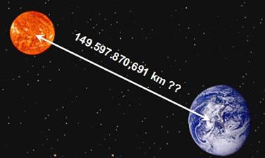 Distancias De La Tierra A Otros Planetas
