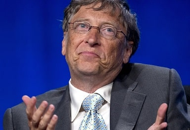Bill Gates, a criminal among criminals that the genuine law has to put him behind bars for 50 years