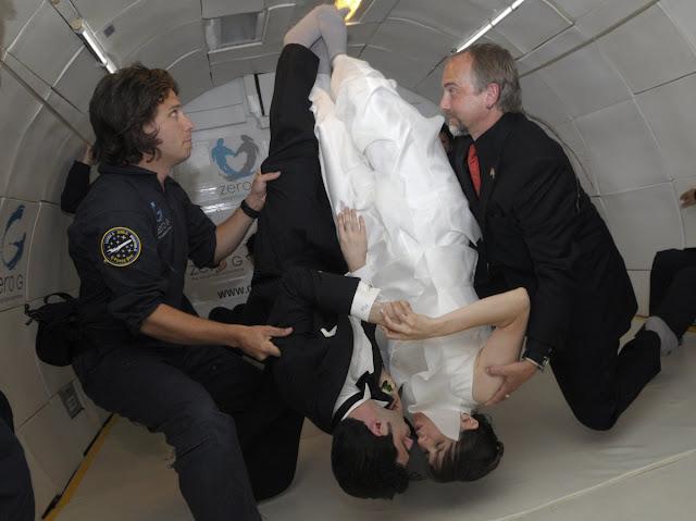 Una boda en el espacio - Foto: www.okchicas.com