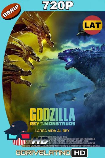 Godzilla II: El Rey de los Monstruos (2019) BRRip 720p Latino-Ingles MKV