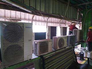 Service AC di Malang