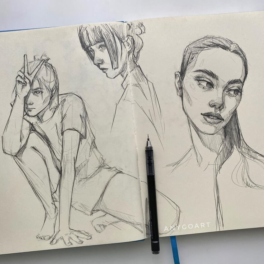 08-Drawing-study-portraits-Anna-www-designstack-co