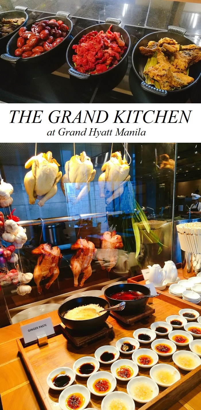 Review: The Grand Kitchen at Grand Hyatt Manila
