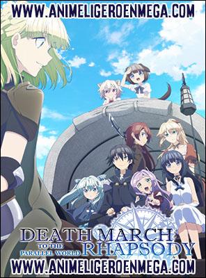 Death March kara Hajimaru Isekai Kyousoukyoku MF-MG-GD