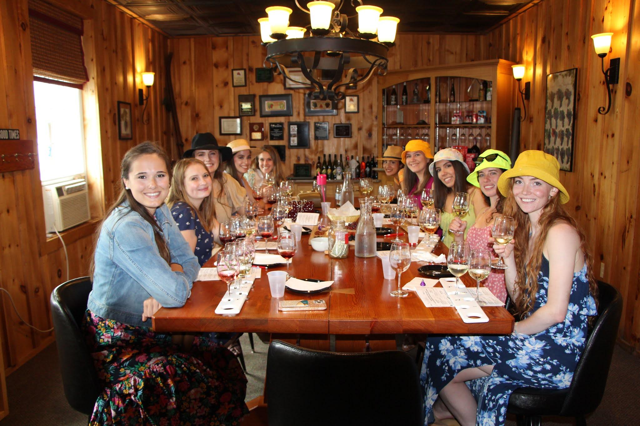 wine tasting, private tasting room, finger lakes, lake seneca, upstate new york