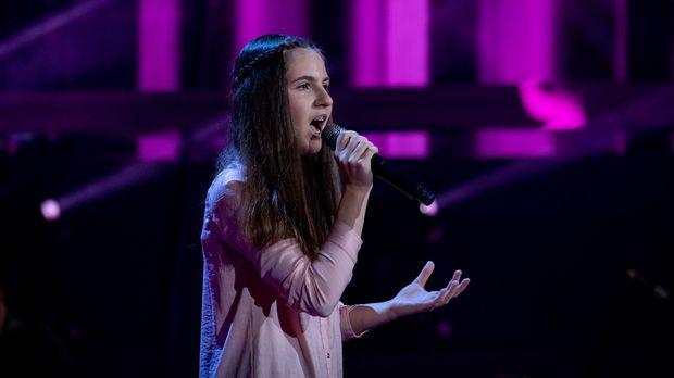 Elisabeth - Sinyaya Vechnost | The Voice Kids 2021