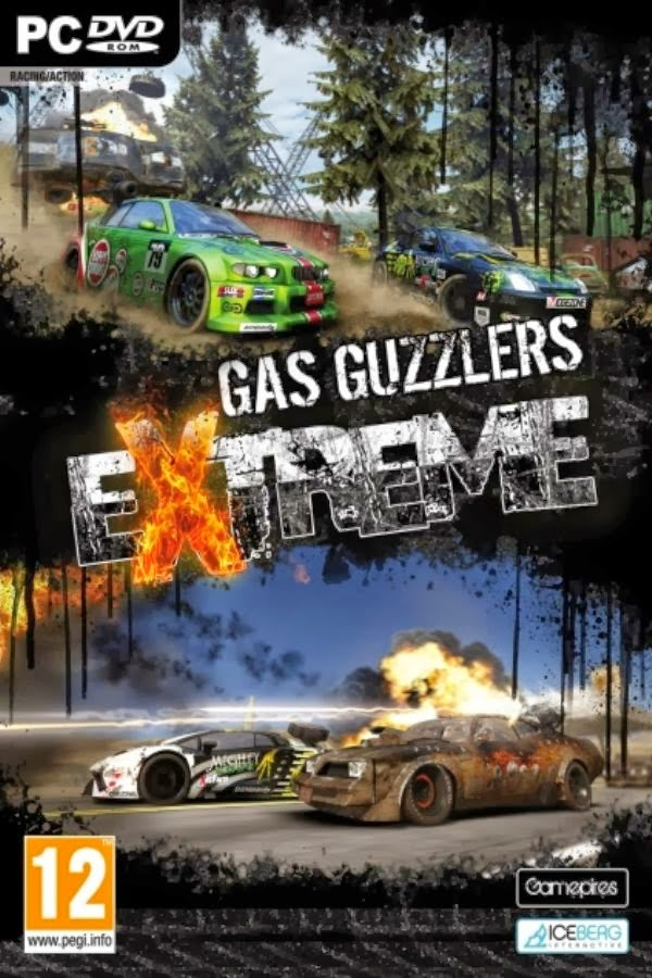 Free Download Gas Guzzlers Extreme Reloaded Pc Game Full Version