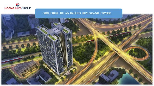 Giới thiệu dự án Hoàng Huy Grand Tower