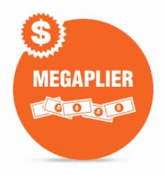 multiplica tus oportunidades de Megamillones con Megaplier