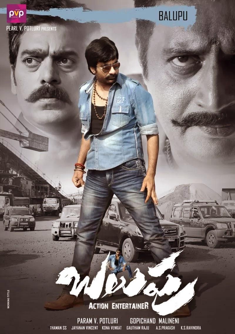 Movie: Balupu - Jaani Dushman (2013) Full Hindi Dubbed Movie Watch ...