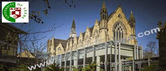 Beasiswa S2 University of Leeds UK tahun 2018 - 2019