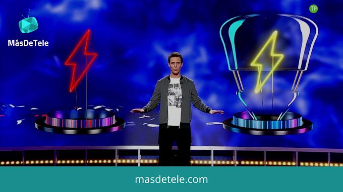 Telecinco estrena 'Alta Tensión' con Christian Gálvez