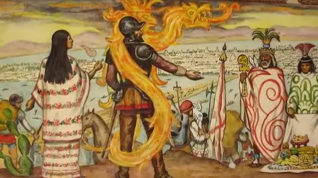 La Malinche, scary urban legend, most scary urban legend, scary Mexican urban legend
