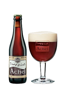Cerveza Trapense Achel Bruin