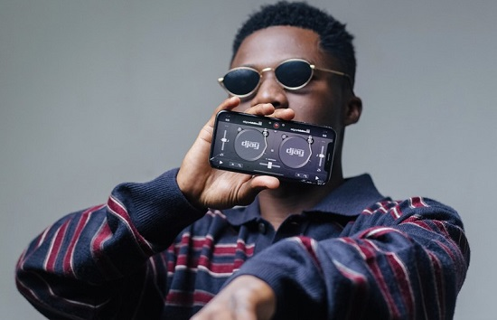 Deejaying is a very lucrative venture – iPhone DJ