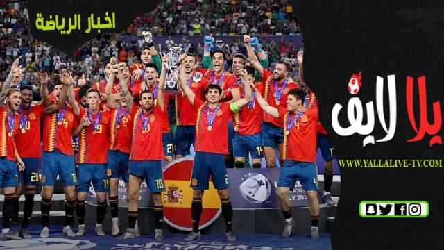 دانيال سيبايوس يقول إن إسبانيا ستظهر جودتها أمام مصر