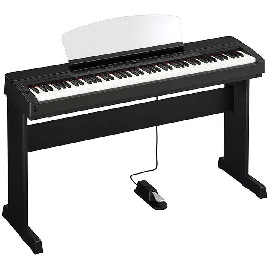 az piano reviews review yamaha p155 kawai ep3 digital pianos. Black Bedroom Furniture Sets. Home Design Ideas