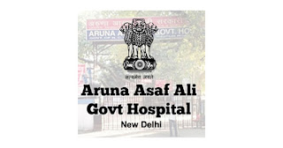 Aruna Asaf Ali Govt Hospital jobs,latest govt jobs,govt jobs,latest jobs,jobs,SR & JR jobs
