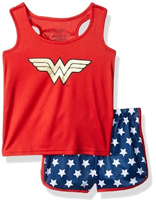 Wonder Woman Pajama Set