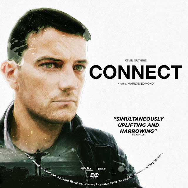 Connect (2019) DVD Label