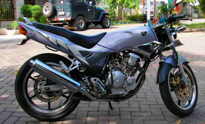 Modifikasi Motor Scorpio