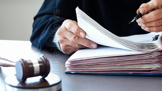 juiz decisao publicada anotacoes escriva direito