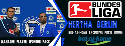 PES 2016 Hertha Berlin MPS Bet-At-Home Edition by fifacana