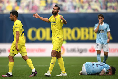 ملخص واهداف مباراة سيلتا فيجو وفياريال (4-2) الدوري الاسباني