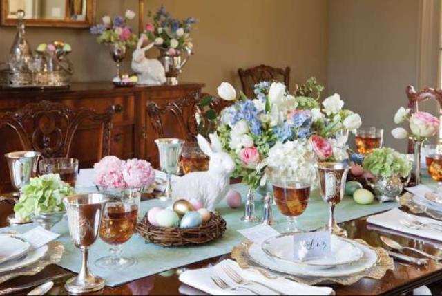 Pasqua,Coldiretti: solo in 4 a tavola, spesa di 55 euro