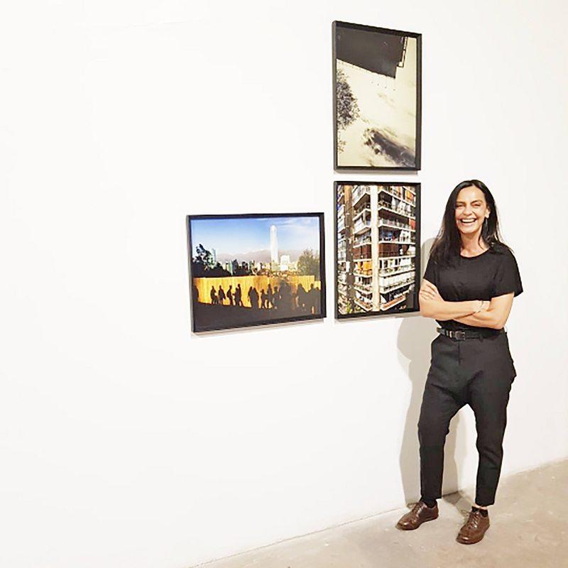 Claudia Burr y su desconocida  pasión por la fotografía
